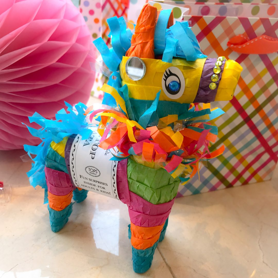 Pinata for home page